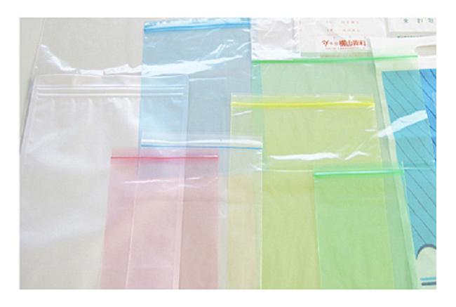 冷凍したらジッパー付きビニール袋に入れて保存
