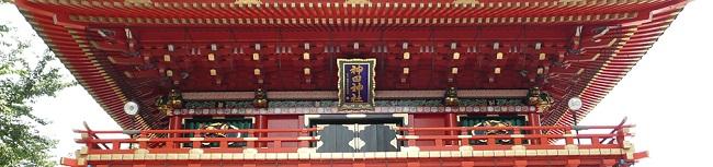 神田神社パワースポット