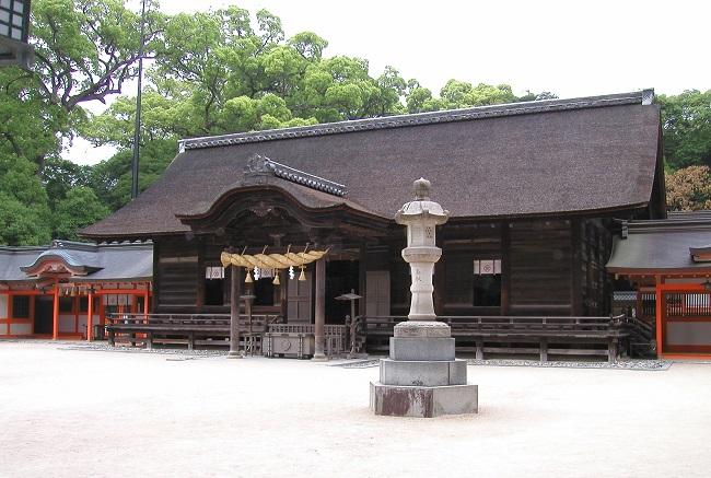 神社のお参りの作法