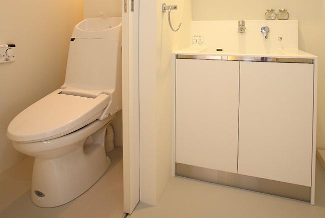 トイレと洗面台の掃除のポイント