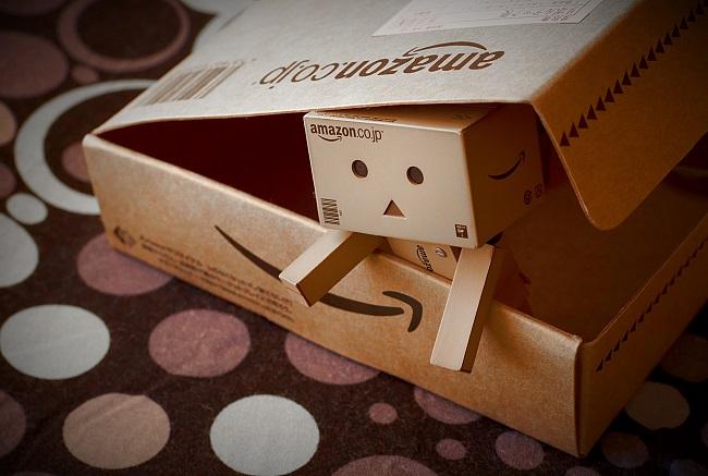 アマゾンが使っている日本郵便のゆうパケット