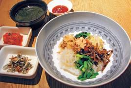 Healthy & Fresh Korean Kitchen bibigo 赤坂Bizタワー店(p.63) 伝統ビビンバ御膳