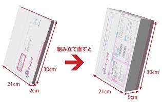 リターンパック専用BOX